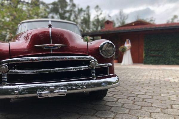 Alquiler autos bodas
