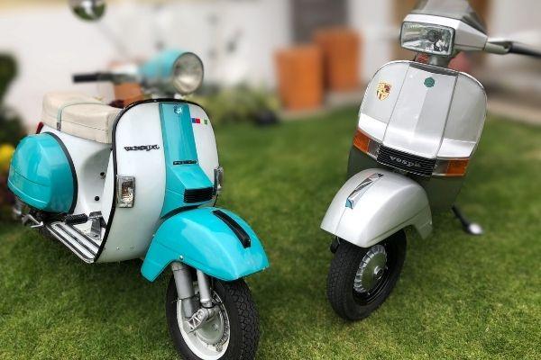 motos clásicas bodas