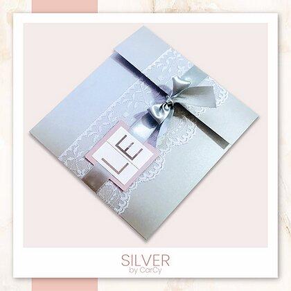 Invitación Silver