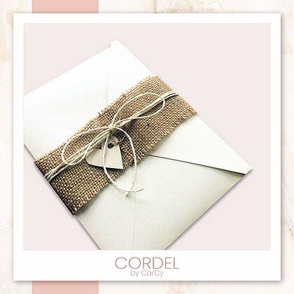 Invitación Cordel